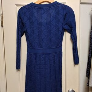 Missoni Dresses - M Missoni crochet wool dress